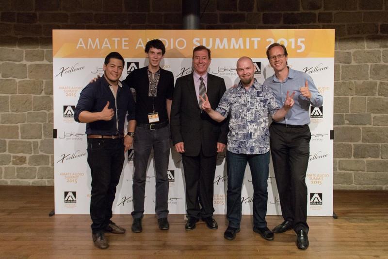 Группа компаний «Атанор» является официальным дистрибьютором компании Amate Audio