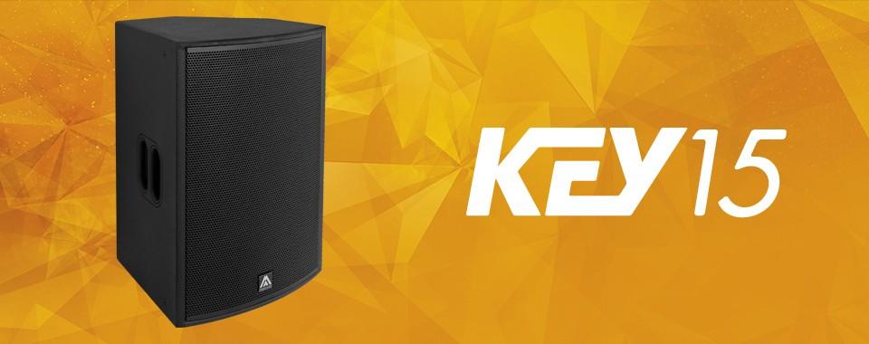 Акустическая система Amate Audio KEY15