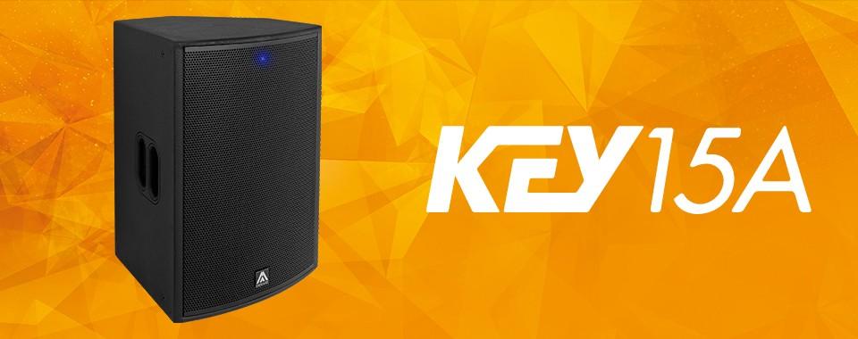 Акустическая система Amate Audio KEY15A