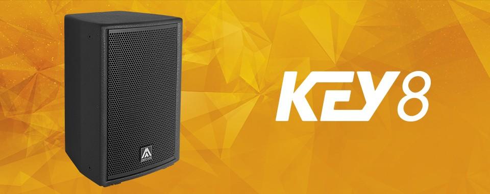 Акустическая система Amate Audio KEY8