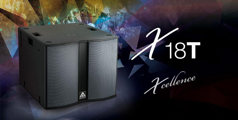 Активный сабвуфер Amate Audio X18T