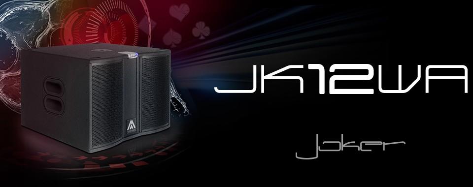 Активный сабвуфер Amate Audio JK12WA