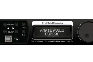 Amate Audio DSP206