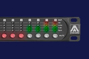 Amate Audio DSP608D