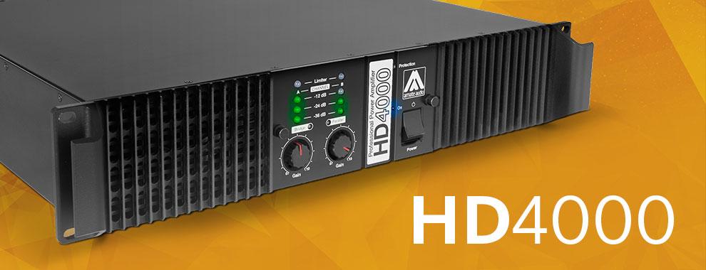 Усилитель мощности Amate Audio HD4000