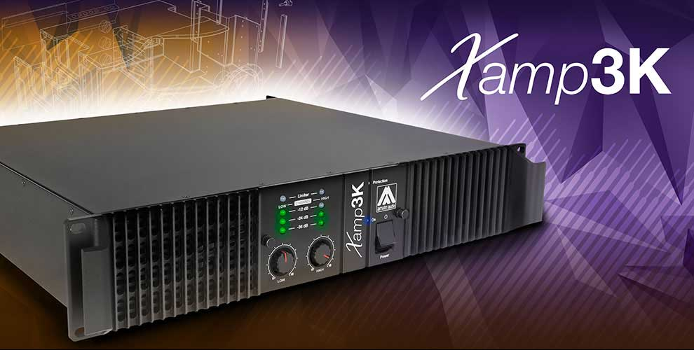Цифровой контроллер звуковых систем Amate Audio DSP608D