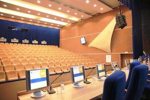 Обновление систем AV-оборудования главного конференц-зала МЭС