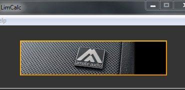 Приложение LimCal от Amate Audio поможет рассчитать допустимую нагрузку на акустические системы