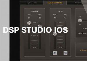 Amate Audio DSP iOS