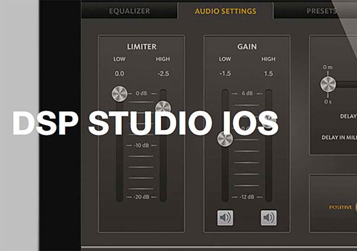 Приложение DSP Studio iOS