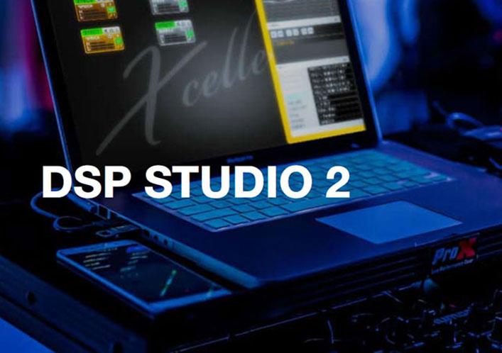 Приложение Amate Audio DSP Studio 2