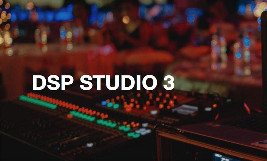 Приложение Amate Audio DSP Studio 3