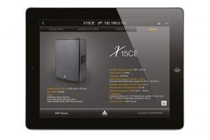 Приложение Amate Audio DSP Studio iOS